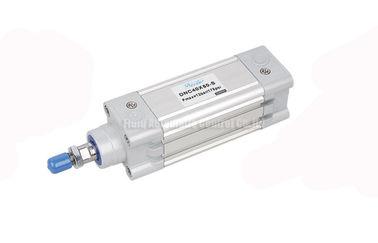 ISO15552 DNC 시리즈 두 배 임시 압축 공기를 넣은 공기 실린더 DNC-50-100-PPV-A